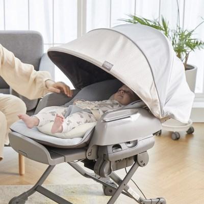 네무리라 플러스 신생아 전동 자동 바운서 흔들침대