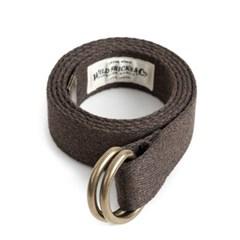 MG D-RING BELT (brown)