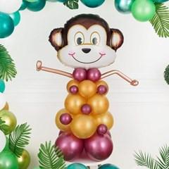 동물 풍선기둥 만들기세트 [원숭이]