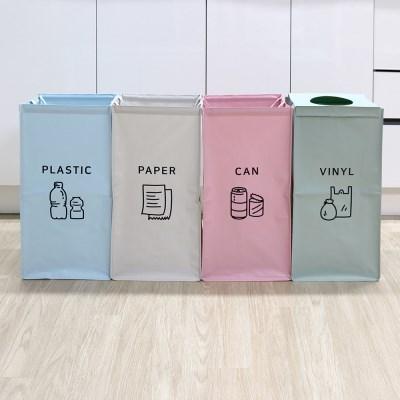 카사루 재활용 분리수거함