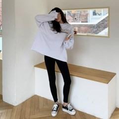 여성 레깅스 타이즈 시그니처 오리지널 베호크 레이온