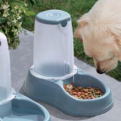 강아지 밥그릇 물그릇 sp 사료급식기 1.5L 애견밥그릇