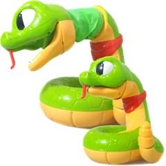 진짜 놀람 주의 뱀의 대가리가 확 튀어나오는 게임