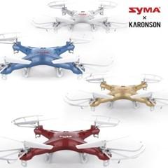 SYMA 시마 입문용 드론 X5 레드
