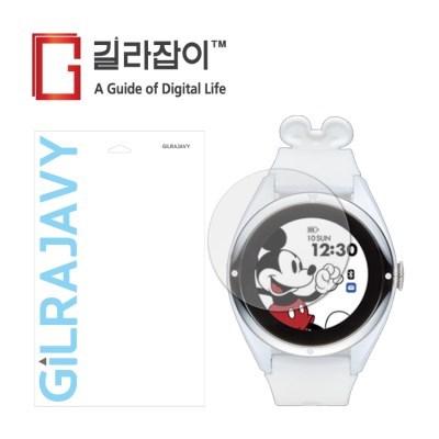 보이스캐디 T8 미키마우스 에디션 고경도 액정보호필름 2매