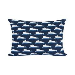 Swimming Bunny Pillowcase
