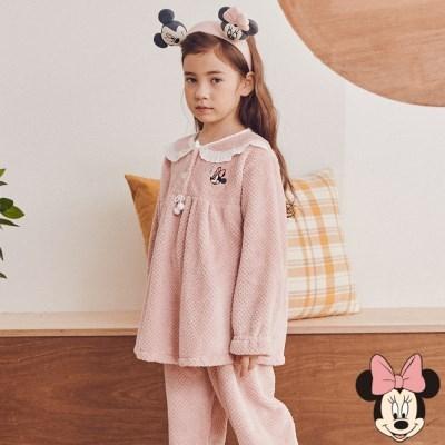 디즈니정품 미키잠옷 극세사 여자아이 극세사 캐릭터 키즈파자마