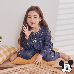 여아잠옷 미키달밤 가을 유아동상하복 디즈니파자마 캐릭터 홈웨어