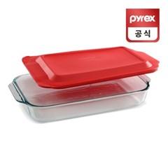 코렐 파이렉스 베이킹 플래터 디쉬 오븐용기 2.8L