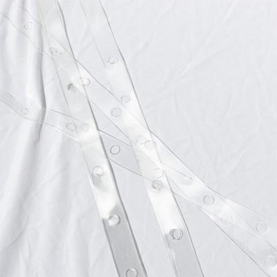 지엔 백화점 옷가게 상하의디피 펀칭 연결고리 10묶음