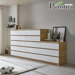 [파로마]브리나2600서랍장세트SZ