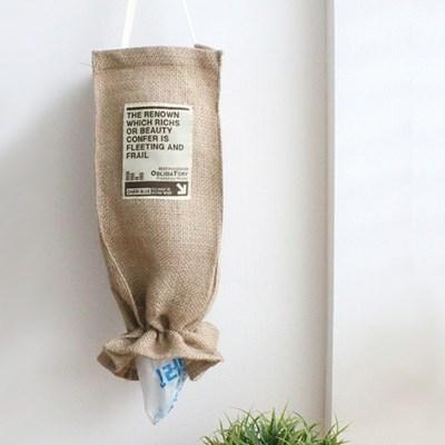 비닐봉지 수납걸이 다용도 주방 봉지걸이 보관함 디스펜서 SH025