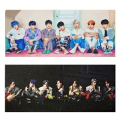 BTS Cubic Painting_G (단체버전) 아이러브페인팅