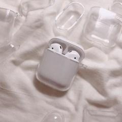 애플 에어팟 케이스 프로 3세대 2세대 클린 tpu젤리