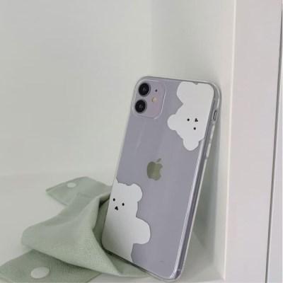 아이폰 케이스 12 11 프로 맥스 미니 X 8 프리 베어