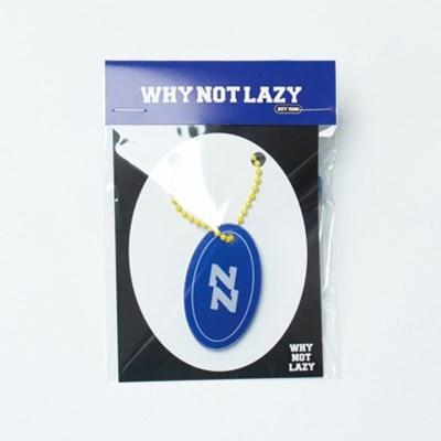 [WHYNOTLAZY 와이낫레이지] ZZ 아크릴키링 BLUE
