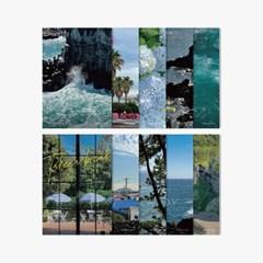jeju postcard 2