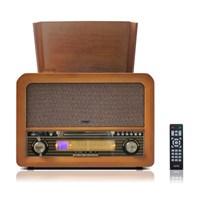 휴라이즈 HR-TS200 프리미엄 턴테이블 블루투스 오디오
