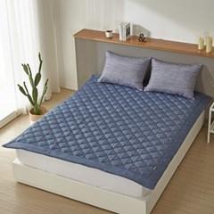 [클푸]퍼스트 블루 돌침대 카펫 KK