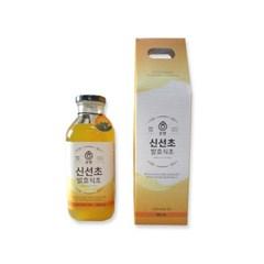 [남도장터]초향 효향 신선초 발효식초 500ml 2개