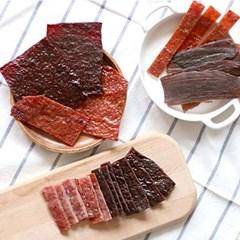 [남도장터]은정 돼지고기 육포 매운맛 1봉 (100g)
