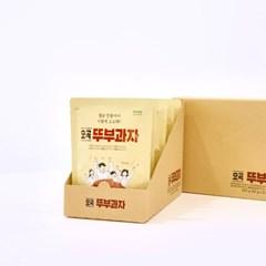 [남도장터]쿠키아 뚜부과자 오곡 50gx12개