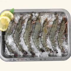 [남도장터]올바른푸드 생물새우 1kg 35-40미