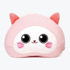 귀여운 고양이 캐릭터 귤냥이와친구들 복냥이 쿠션