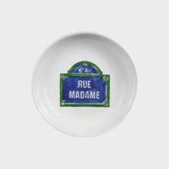 마린 몽타규 수프 접시 뤼 마담