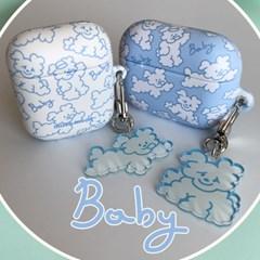[뮤즈무드] baby airpods case (하드에어팟케이스)