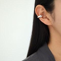 볼드 귀찌 이어커프 기본 심플 E1327 귀걸이