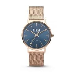 [CO88] 스틸 메쉬 스트랩 손목시계 8CW-10014