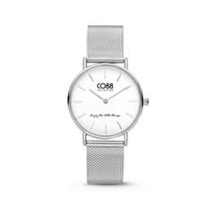 [CO88] 스틸 메쉬 스트랩 손목시계 8CW-10002