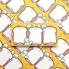 [마요] 식빵마요 메모지