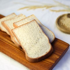 식이섬유 풍부한 현미 비건빵, 현미쌀식빵(2개)