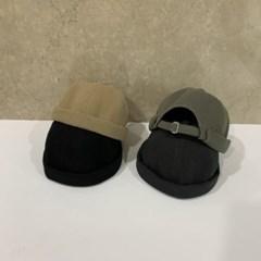 무지 기본 벨트 꾸안꾸 데일리 패션 와치캡 비니 모자