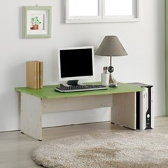 모던 컴퓨터 와이드좌식책상 1인용 테이블