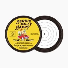 MJH LP 포스트카드 YLW