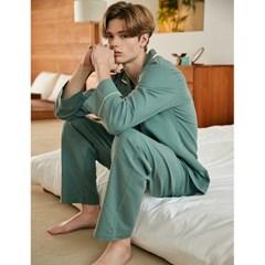 남성잠옷 클로버 긴소매 페어 5129 (남성)