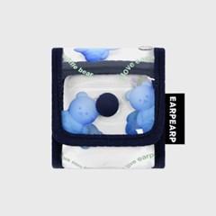 LITTLE FIRE COVY PATTERN-NAVY(에어팟-PVC)