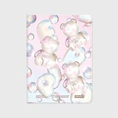 COVY BUBBLE WORLD-PINK(아이패드-커버)