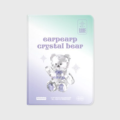 CRYSTAL MERRY-PURPLE(아이패드-커버)