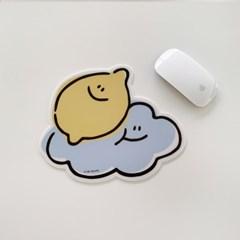 lemony & cloud 마우스패드