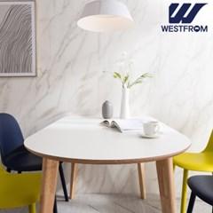 에스메랄다 1800 원목 반타원 테이블(식탁)