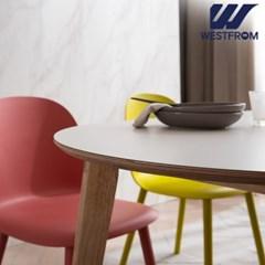 에스메랄다 1200 원목 타원형 테이블(식탁)