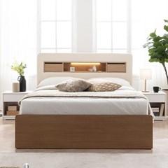 엘리브 뉴 LED 조명 수납형 서랍 침대 프레임 슈퍼싱글 sy762