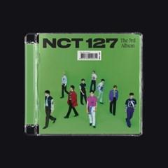 엔시티 127 (NCT 127) - 정규 3집 [Sticker] (JEWEL CASE Ver.)