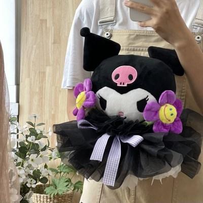 쿠로미 인형 꽃다발