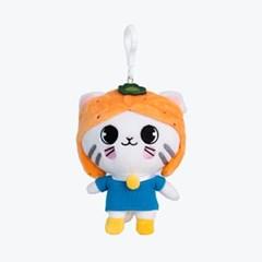 귀여운 고양이 캐릭터 귤냥이와친구들 귤냥이 쿠션