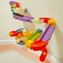 키저스 슬라이드 블록 목욕놀이 물놀이 유아 장난감